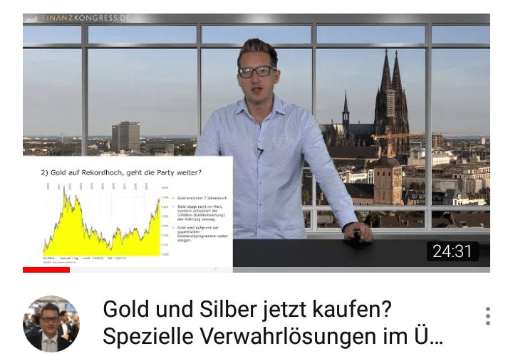 Jetzt Gold und Silber kaufen