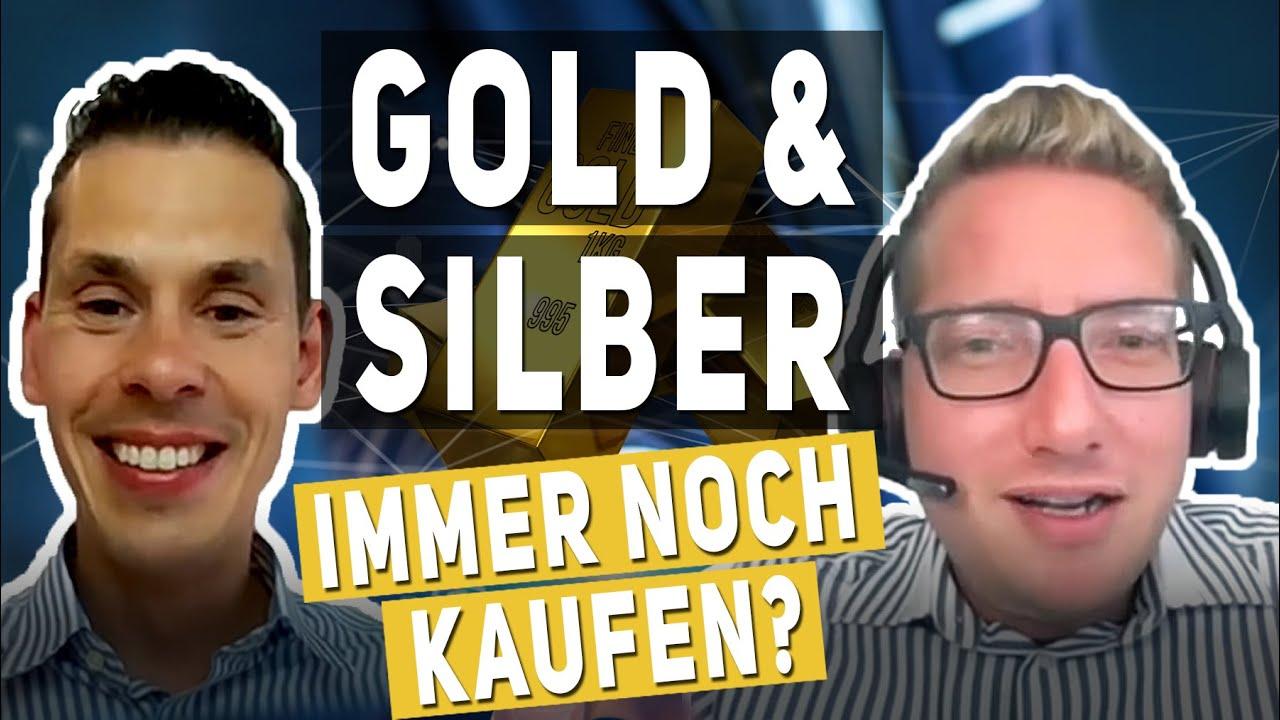 Jetzt immer noch Gold und Silber kaufen?